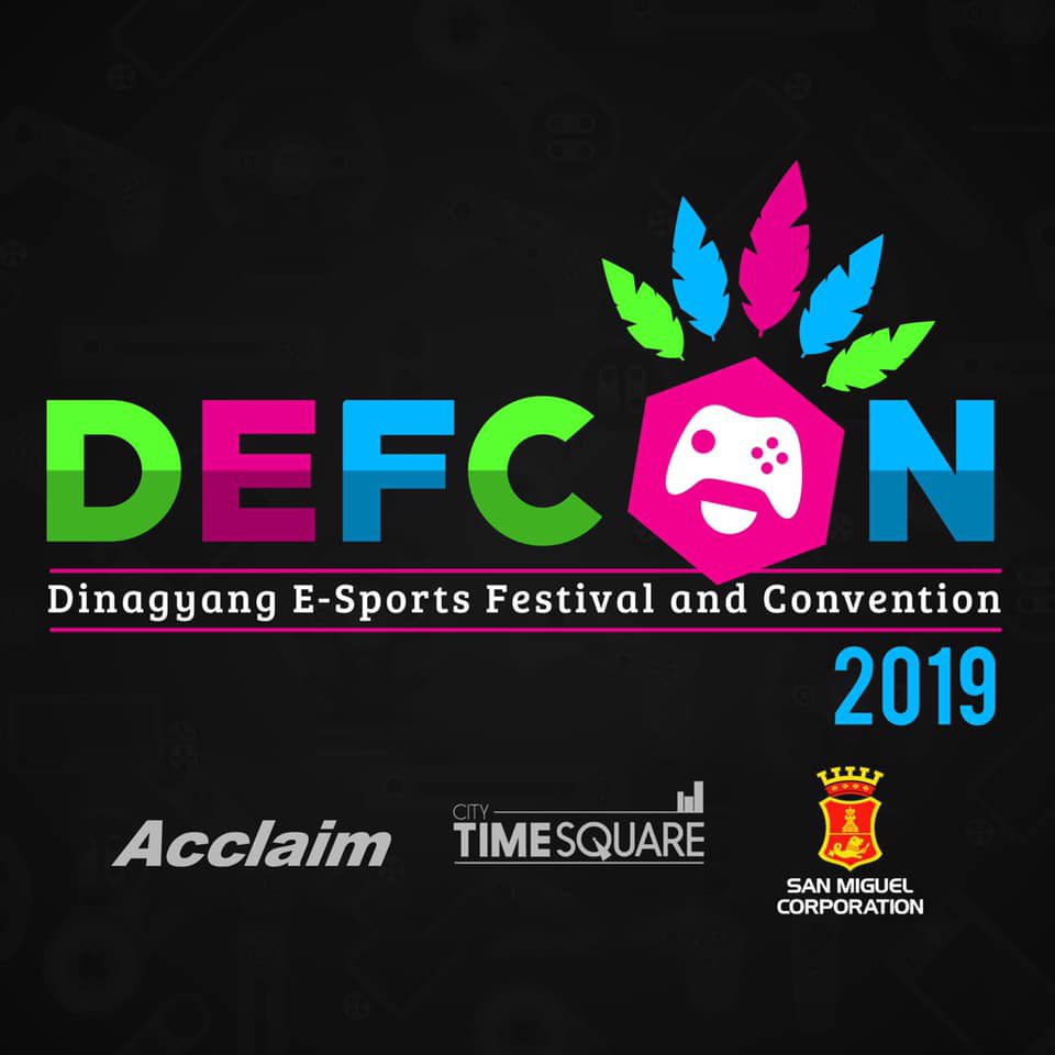Dinagyang E-sports Festival Covention 2019