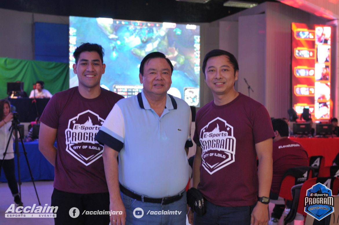Acclaim E-sports and Events on 82nd Iloilo Charter Day 2019